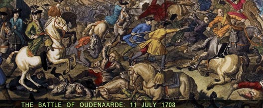 11 july 1708 : the battle of oudenaarde