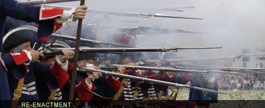 the re-enactment of the battle of Oudenaarde takes place on saterday 12 and sunday 13 july 2008