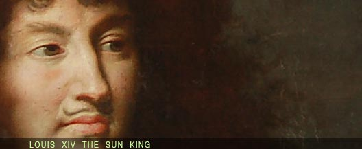 Louis XIV: the sun king of France